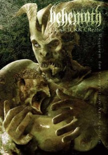 BEHEMOTH - CRUSH.FUKK.CREATE (DVD)