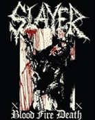 SLAYER XX BLOOD FIRE DEATH (ZINE)