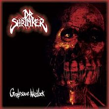 DR. SHRINKER - GROTESQUE WEDLOCK (LARGE SHIRT)
