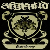 AFGRUND - CORPORATOCRACY (CD)