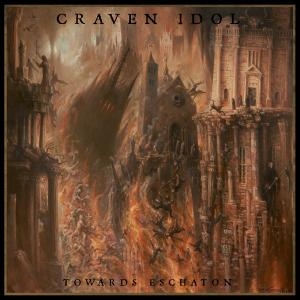 CRAVEN IDOL - TOWARDS ESCHATON LP (VINYL)