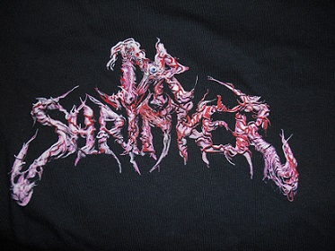 DR. SHRINKER - CONTORTED LOGO (EXTRA LARGE SHIRT)