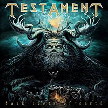 TESTAMENT - DARK ROOTS OF EARTH (DELUXE CD/DVD DIGI)
