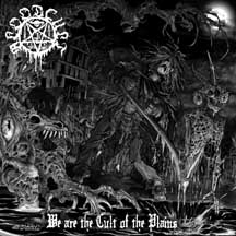 BLOOD CULT - WE ARE THE CULT OF THE PLAINS (USED CD)