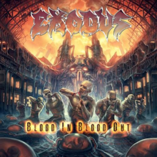 EXODUS - BLOOD IN, BLOOD OUT (CD/DVD DIGI)