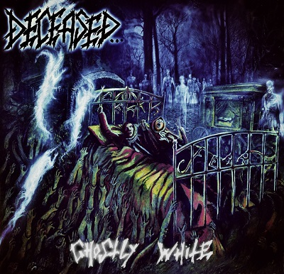 DECEASED - GHOSTLY WHITE (CD)