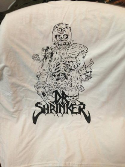 DR. SHRINKER - JUDGE (XXL SHIRT)