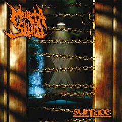 MORTA SKULD - SURFACE LP (ORANGE VINYL)