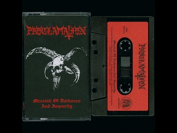 PROCLAMATION - MESSIAH OF DARKNESS AND IMPURITY (CASSETTE)