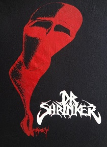 DR. SHRINKER - EPONYM RED GHOST (2XL SHIRT)