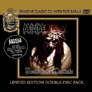 DEICIDE - SCARS OF THE CRUCIFIX (CD/DVD)