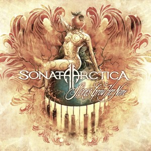 SONATA ARCTICA - STONES GROW HER NAME (CD)