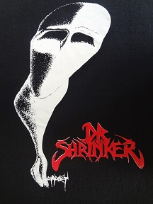 DR. SHRINKER - EPONYM WHITE GHOST (LARGE SHIRT)