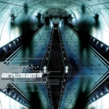 ANTIGAMA - RESONANCE LP (VINYL)