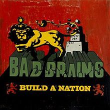 BAD BRAINS - BUILD A NATION (USED DIGI CD)