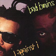 BAD BRAINS - I AGAINST I (USED CD)