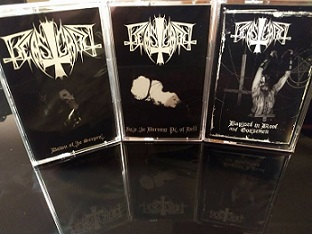 BEASTCRAFT - FULL-LENGTH TAPE COLLECTION (CASSETTE)
