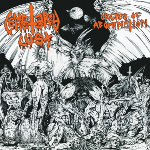 CEMETERY LUST - ORGIES OF ABOMINATION LP (VINYL)