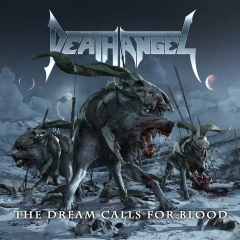 DEATH ANGEL - THE DREAM CALLS FOR BlOOD (CD/DVD DIGI)