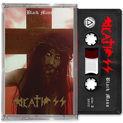 DEATH SS - BLACK MASS (CASSETTE)
