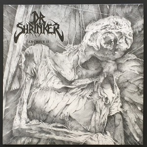 DR. SHRINKER - ARCHIVE II DOUBLE LP (RED VINYL)