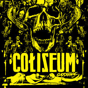 COLISEUM - GODDAMAGE (USED CD)