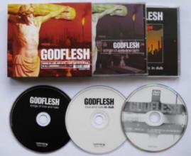 GODFLESH - SONGS OF LOVE AND HATE (2X CD+DVD)
