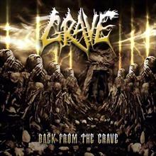 GRAVE - BACK FROM THE GRAVE (USED 2XCD)