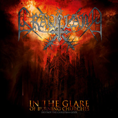 GRAVELAND - IN THE GLARE OF BURNING CHURCHES (SLIPCASE CD)