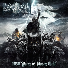 GRAVELAND – 1050 YEARS OF PAGAN CULT (CASSETTE)