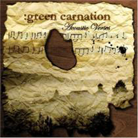 GREEN CARNATION - THE ACOUSTIC VERSES (USED CD)
