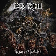 ICED EARTH - PLAGUES OF BABYLON (DELUXE CD/DVD)