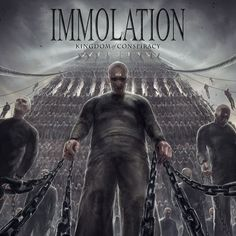 IMMOLATION - KINGDOM OF CONSPIRACY (DIGI CD)