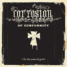 CORROSION OF CONFORMITY - IN THE ARMS OF GOD (USED CD)
