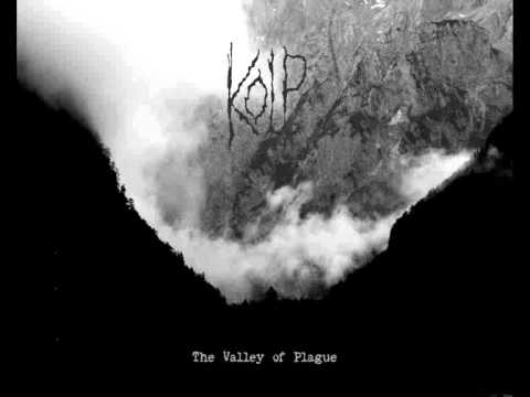 KOLP - THE VALLEY OF PLAGUE (CD)