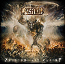 KREATOR - PHANTOM ANTICHRIST DELUXE (CD/DVD DIGI)