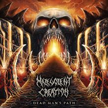MALEVOLENT CREATION - DEAD MAN'S PATH (DIGI CD & PATCH)