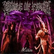 CRADLE OF FILTH - MIDIAN (USED CD)