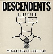 DESCENDENTS - MILO GOES TO COLLEGE (USED CD)