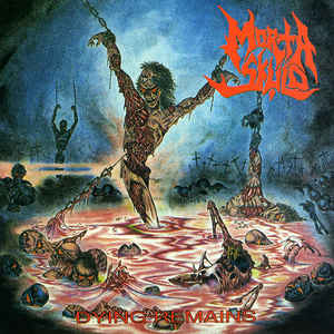 MORTA SKULD - DYING REMAINS LP (VINYL)