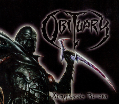 OBITUARY - XECUTIONERS RETURN (SLIPCASE CD)