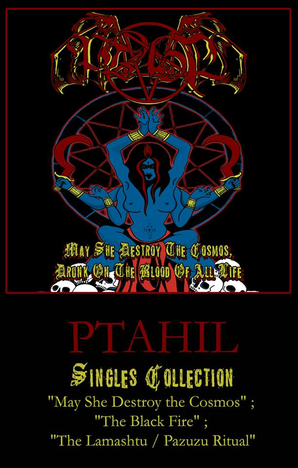 PTAHIL - SINGLES COLLECTION (CASSETTE)