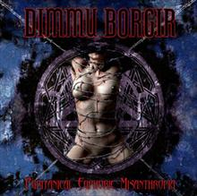 DIMMU BORGIR - PURITANICAL EUPHORIC MISANTHROPIA (USED CD)