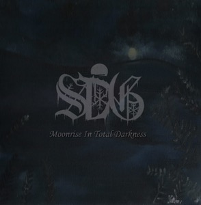 SORCIER DES GLACES - MOONRISE IN TOTAL DARKNESS (CD)